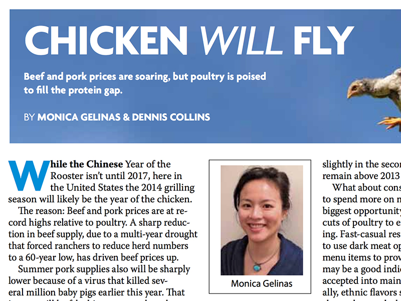 Poultry Outlook June 2014 – Frozen and Refrigerated Buyer