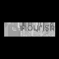 Nourish Snacks logo