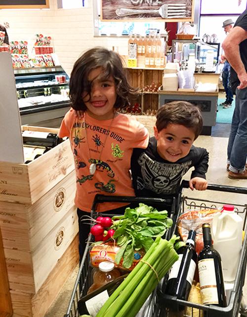 Monica's Kids in Market